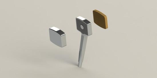 Solidworks scrubber render